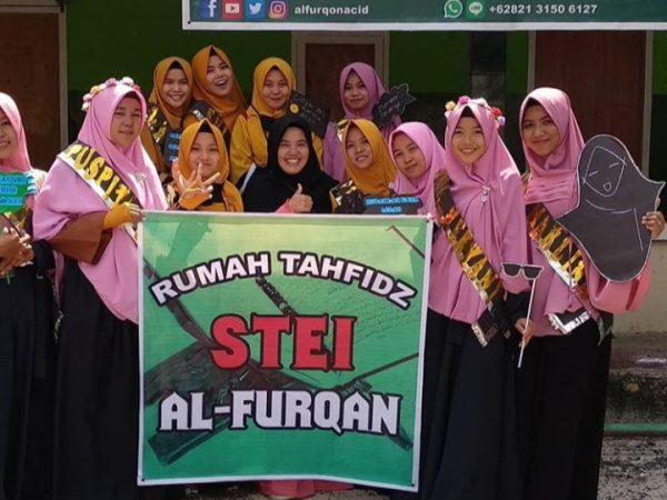 Kegiatan Mahasantri Rumah Qur'an STEI Al Furqon